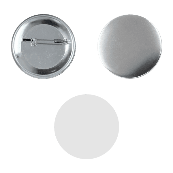 Blank for pin buttons 44mm