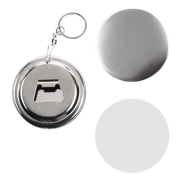 Blank for bottle-opener trinket 58mm